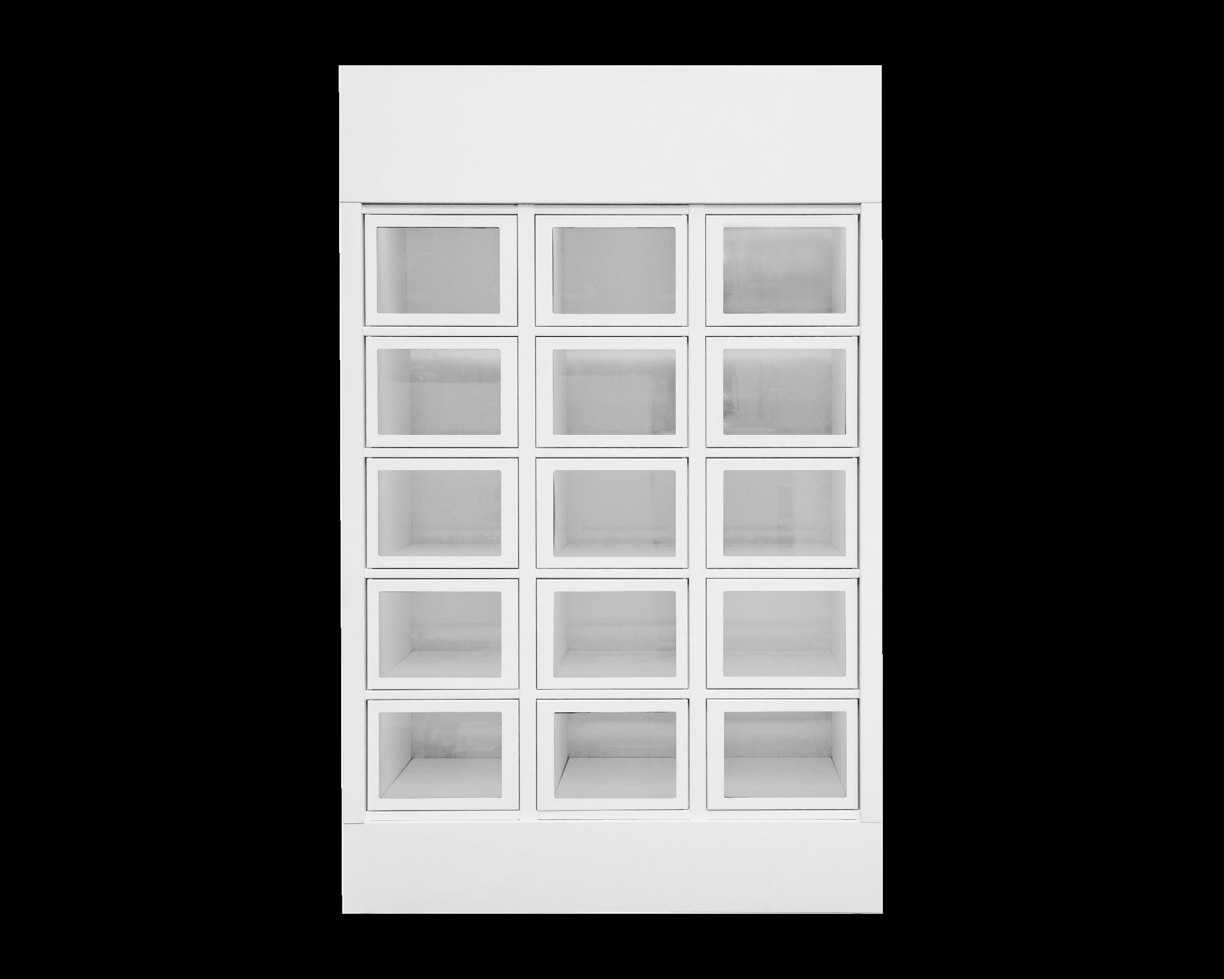 Le Casier Français module 15 lockers