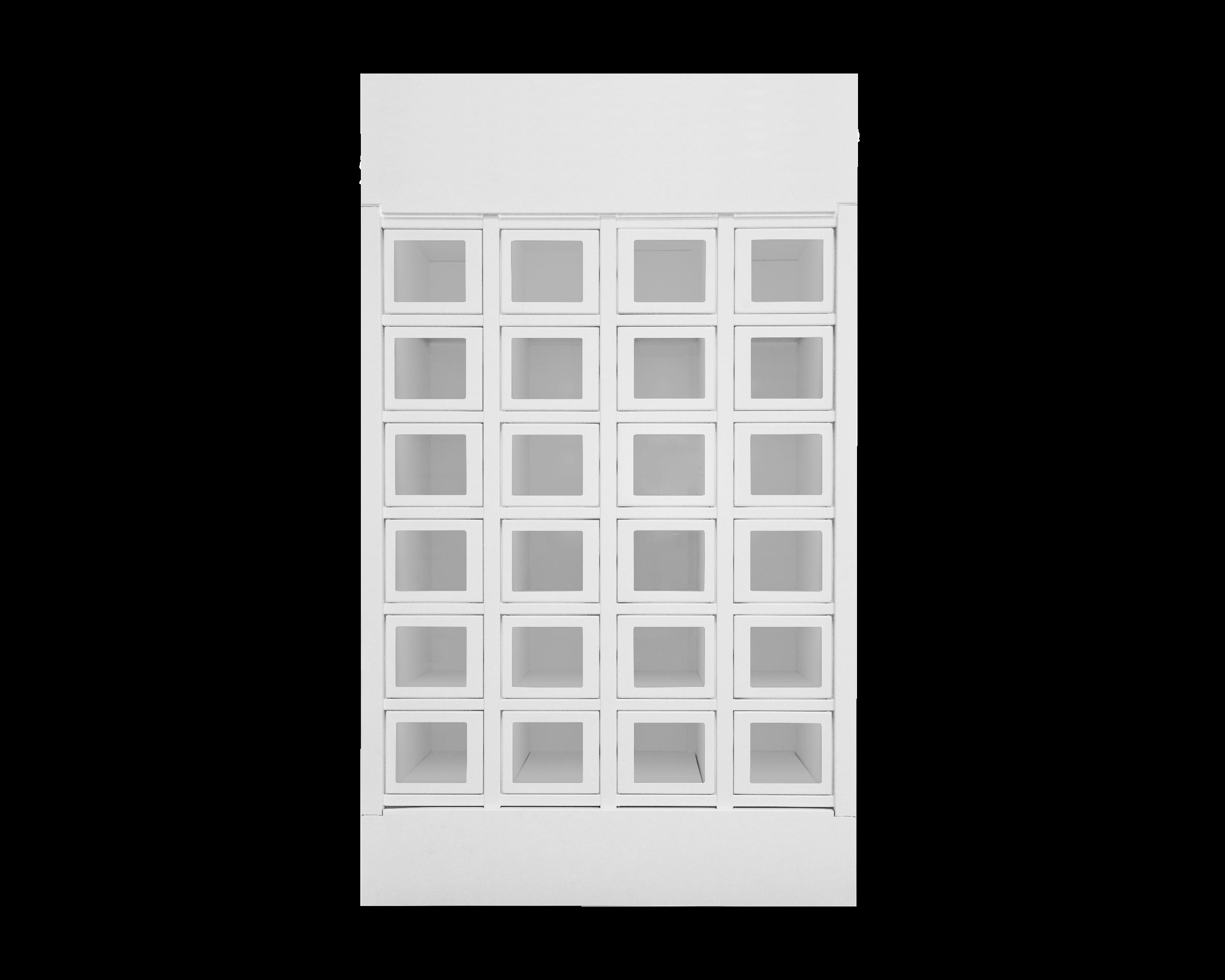 Le Casier Français module 24 lockers