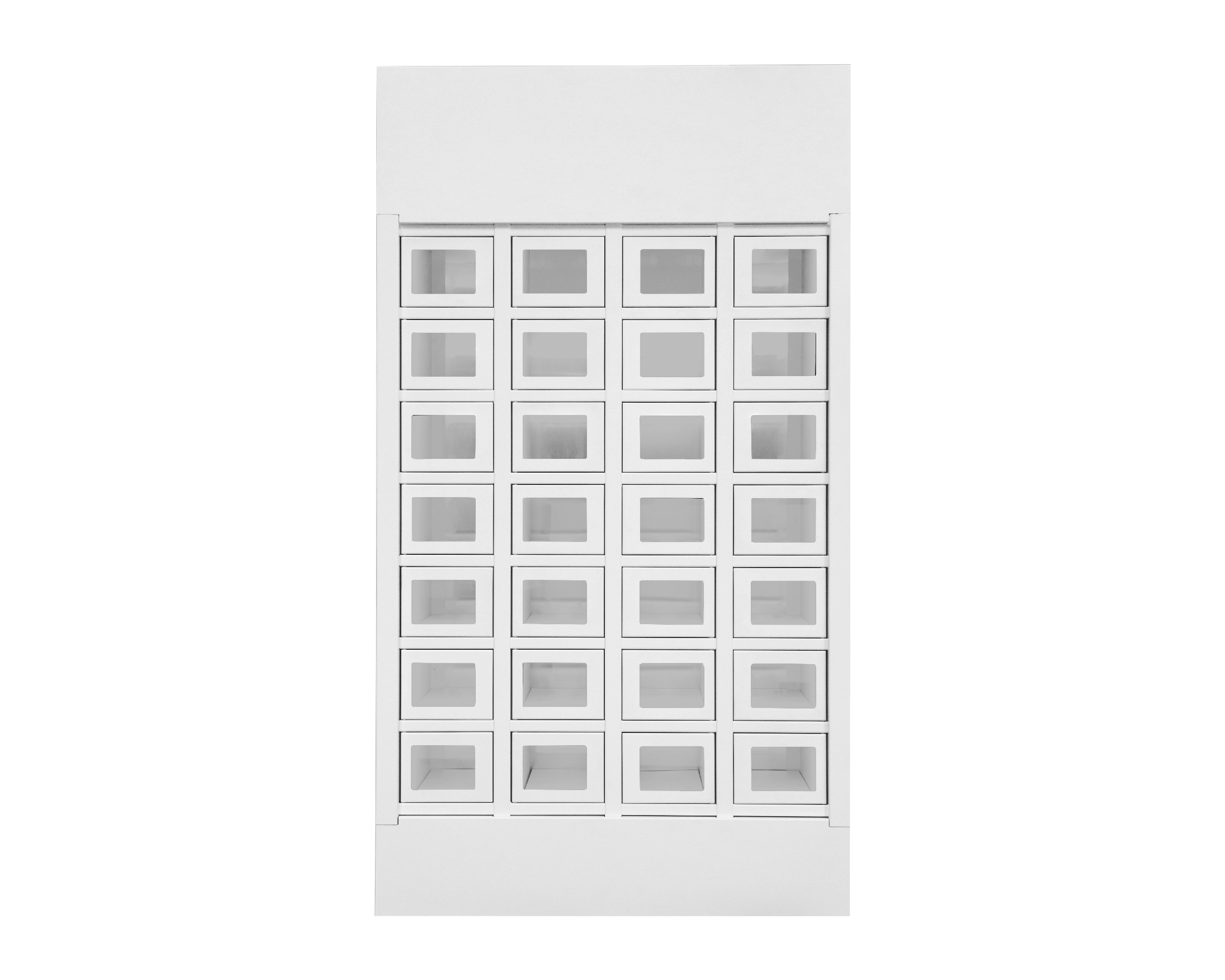 Le Casier Français module 28 lockers