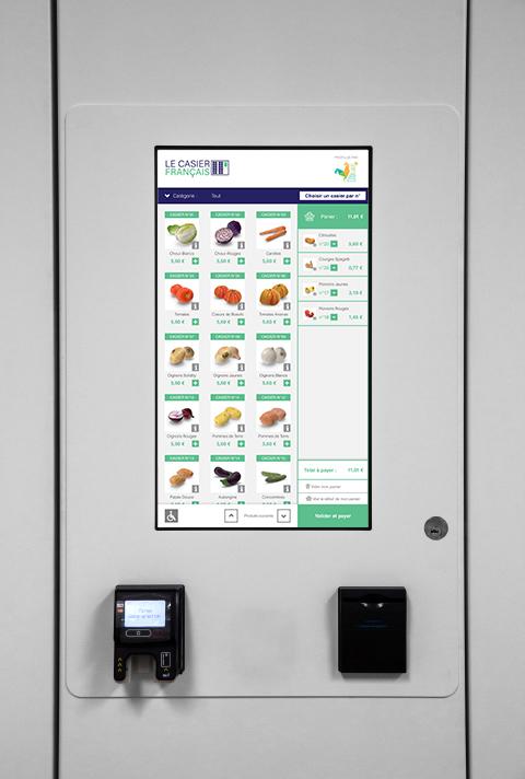 fruit and vegetable distributor